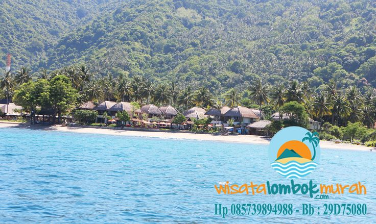 Keindahan wisata Gili Air Lombok