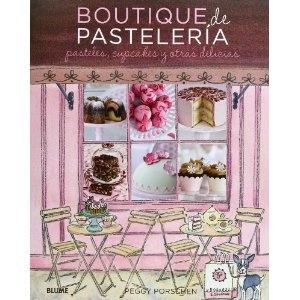 Boutique de pastelería: pasteles, cupcakes y otras delicias: Peggy Porschen ✔
