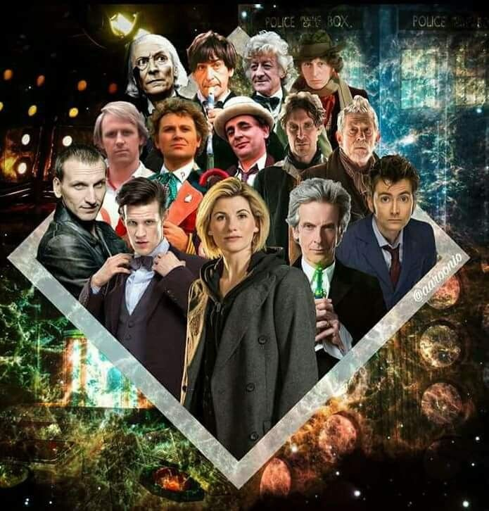 Here we go everybody <<< Woo! I'm so excited about the 13th Doctor... And I really want to see what would happen if she met River