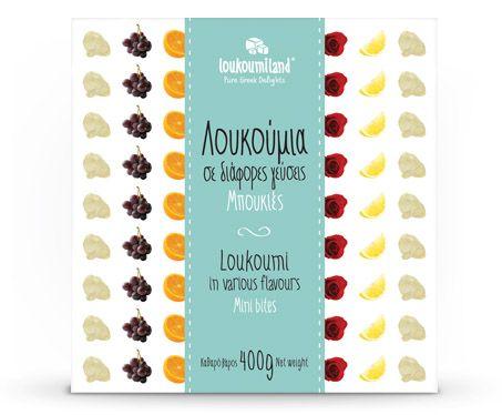 Loukoumiland - Pure Greek Delights