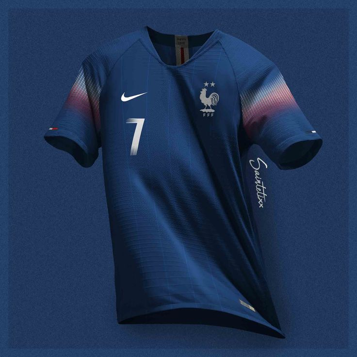 France 2020-22 Concept Kits by Saintetixx - Footy ...