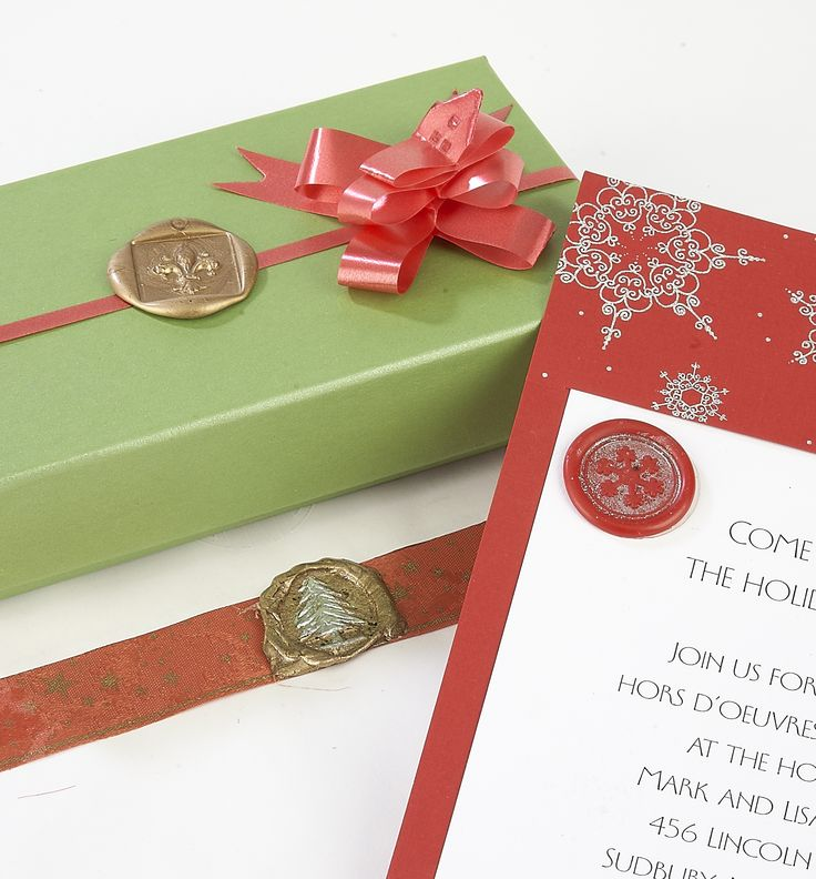 Holiday card and invitation ideas for a Merry Christmas