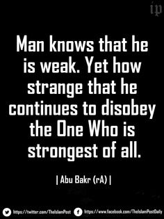 abu bakr quotes - Google Search