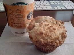 Copycat Starbucks Blueberry Streusel Muffins: 2 cups all purpose flour; 1 1/2 teaspoons baking powder; 1/2 teaspoon salt; 1/2 cup (1 stick) unsalted butter, softened; 1 cup sugar; 2 large eggs; 2 teaspoons vanilla extract; 1/2 cup whole milk; 2 cups blueberries, fresh or frozen  Streusel Topping: 4 tablespoons sugar; 1 tablespoon flour; 2 teaspoons vegetable oil