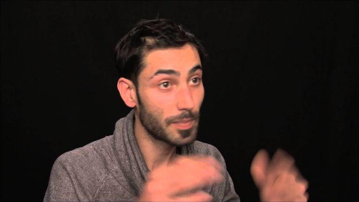 Interview de Hicham BERRADA par Le Fresnoy, dans le cadre de l'exposition Panorama 15.
