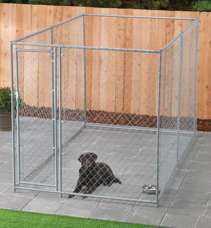 Best 25+ 10x10 dog kennel ideas on Pinterest | Outdoor dog ...