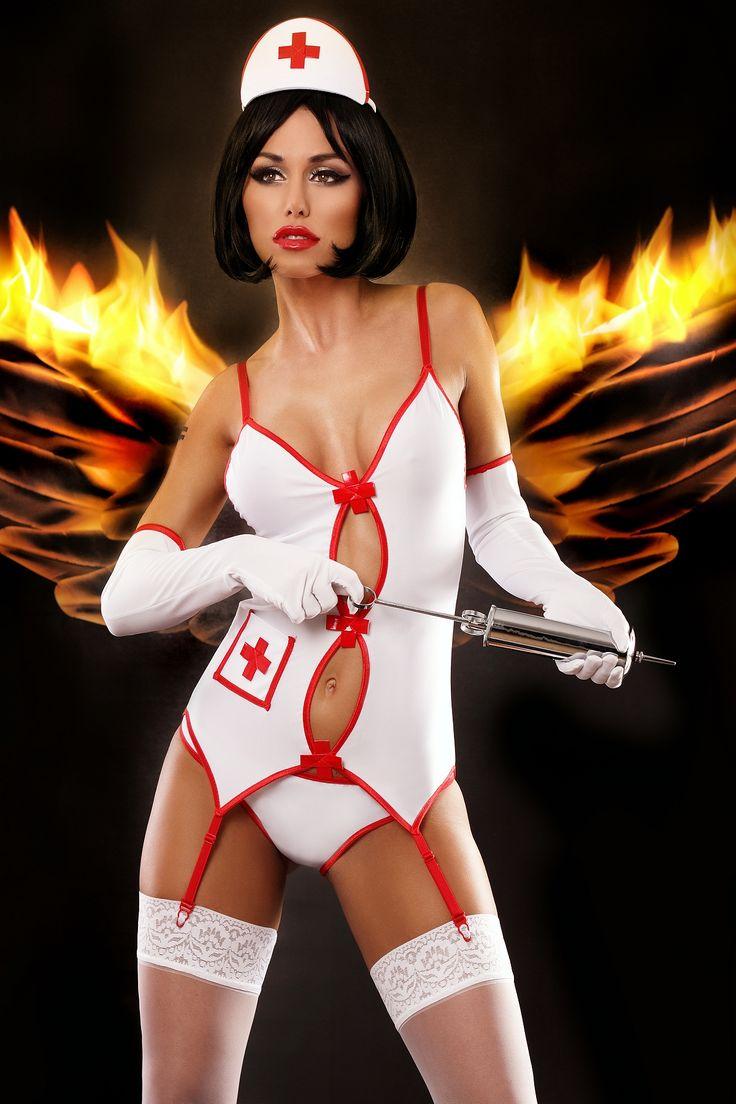 Lolitta - Sexy Nurse kostium pielęgniarki