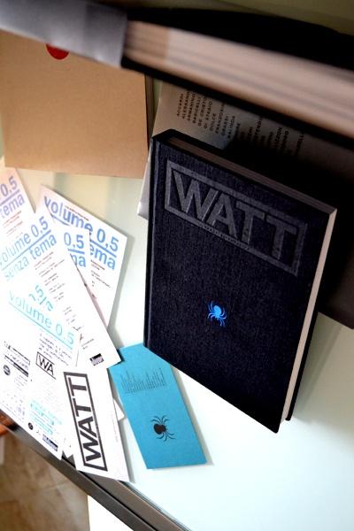 Maggio 2012 • WATT O,5  • WATT • VOLUME 0,5 • SENZA ALTERNATIVA •  • IFIX • OBLIQUE •    Racconto: SOLO  • Illustratore - JAMES KALINDA  • Narratore - SACHA NASPINI
