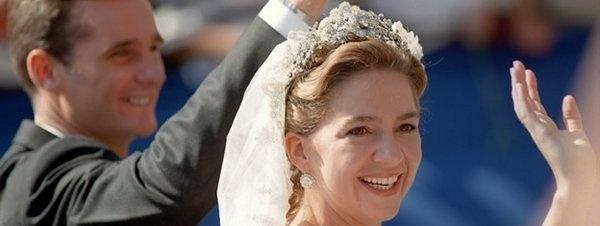 El Ayuntamiento de Barcelona infló la cifra del público que salió para ver la boda de la Infanta Cristina