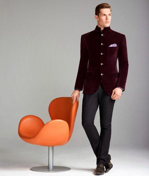 bandhgala suits -