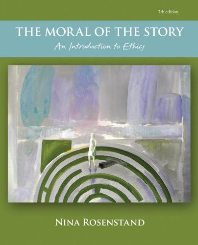 31 best our philosophy and religion titles images on pinterest the the moral of the story an introduction to ethics philosophy religion fandeluxe Gallery