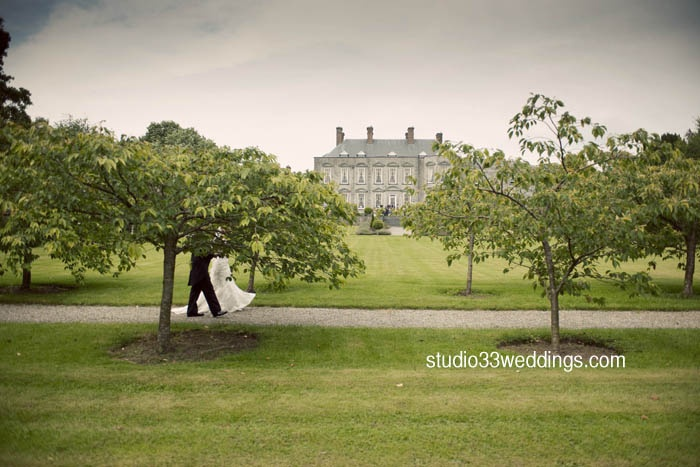 Grandeur at Durrow Castle   http://www.castledurrow.com/  http://www.studio33weddings.com
