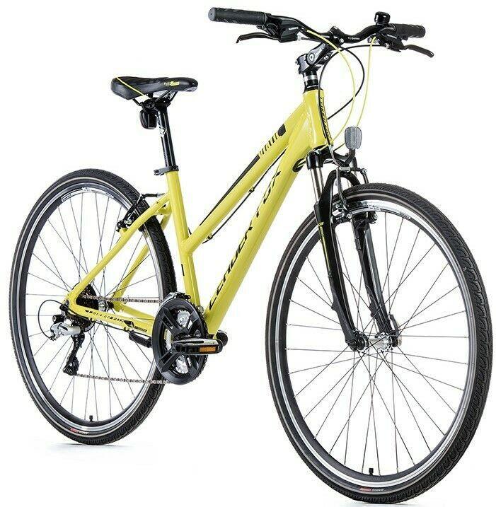Ebay Angebot 28 Zoll Damen Fahrrad Crossbike Trekking Mtb 21 Gang
