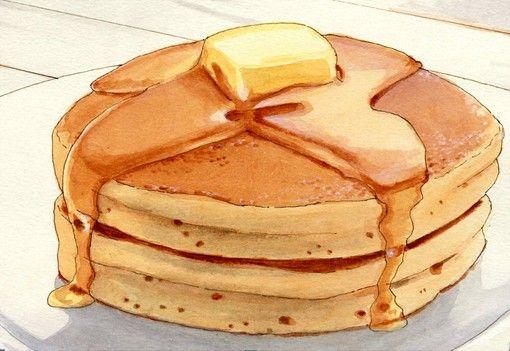 | Scrumptious pancake