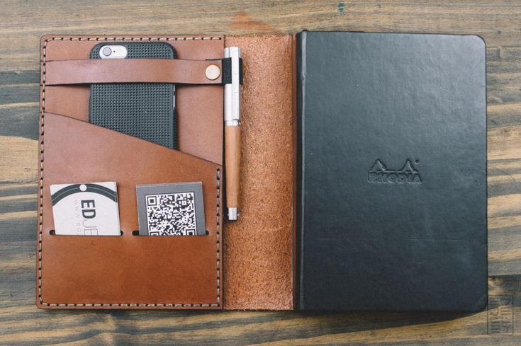 Galen Leather iPad Mini Case Review-4