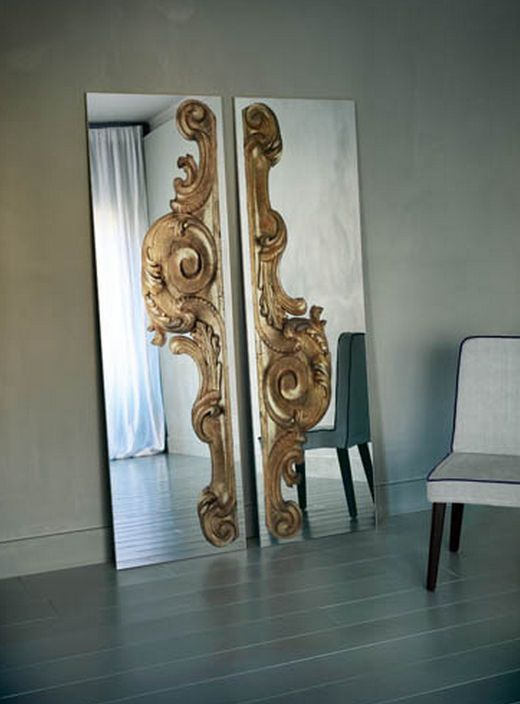 If Itu0027s Hip, Itu0027s Here (Archives): Four Fun And Funky Mirrors By Designer  Paola Navone For Casamilano.
