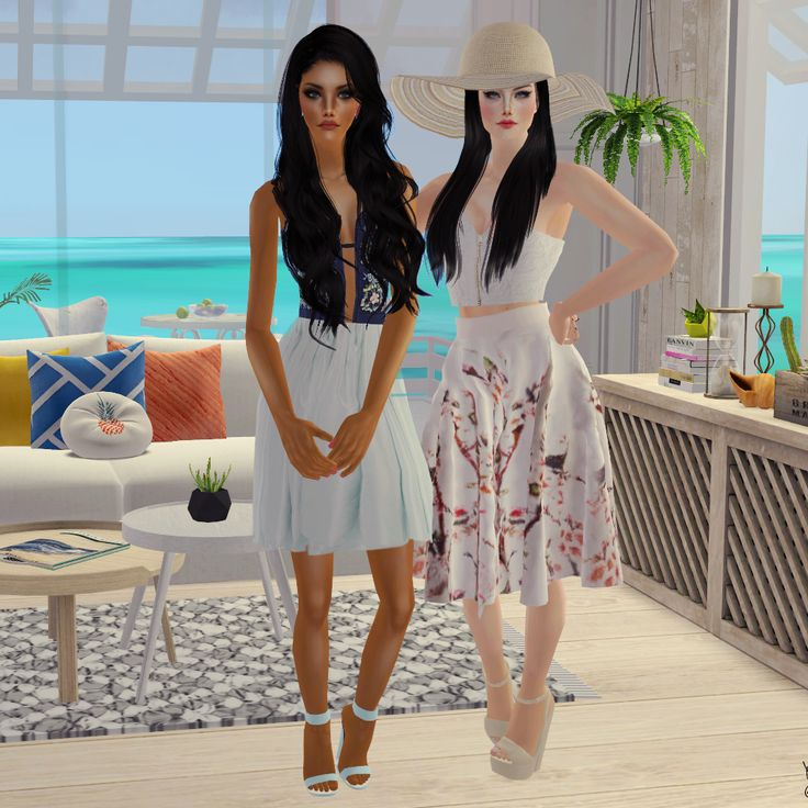Looks – The Sims 2 | Nat Dream Sims
