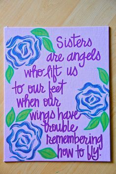 ABOUT SISTERS