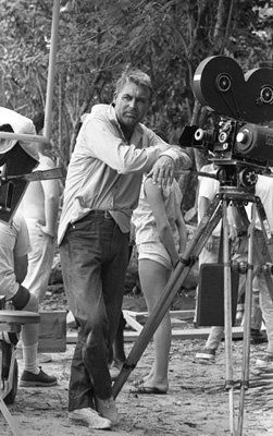 """Cary Grant on the set of """"Father Goose"""" 1964 I loved this movie"""