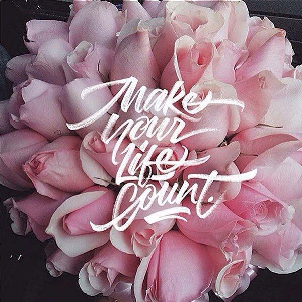 #flowers #letter