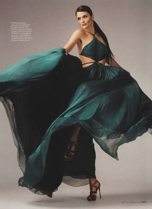 gorgeous Salvatorre Ferragamo dress