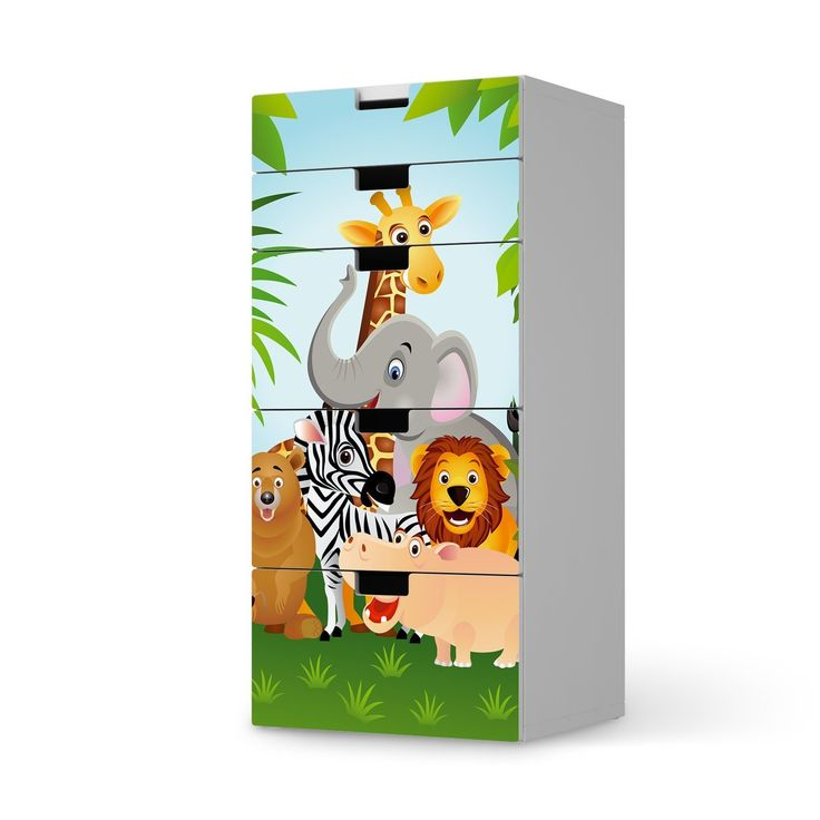 181 besten Kinderzimmer ⚂ Motto Dschungel / Safari Bilder auf ...