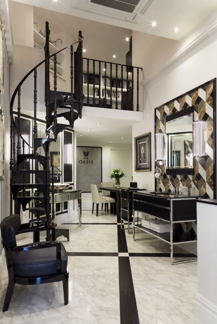 14 best images about Oasis West One Bathroom 9 Thurloe Place