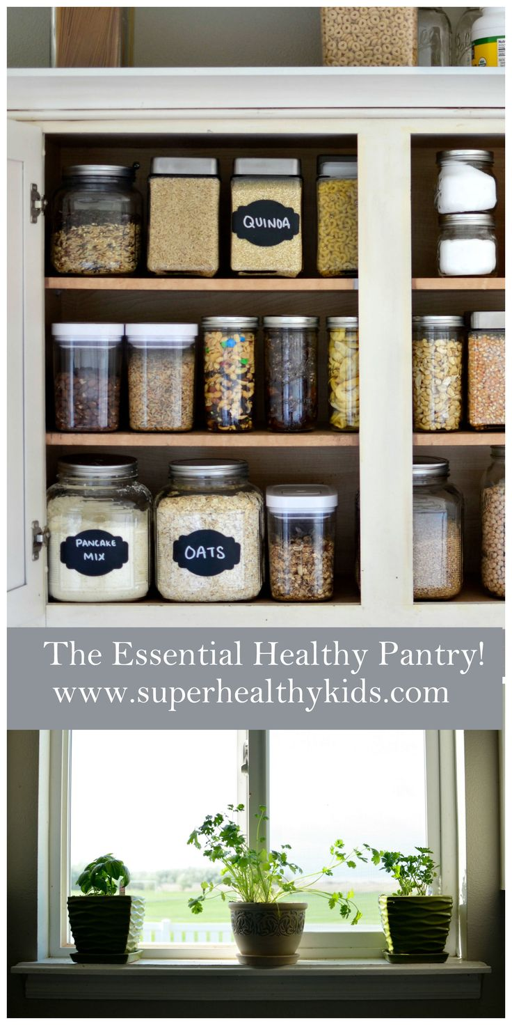 Cabinets Logix Featured On Diy Network For Kitchen Organization - The essential pantry food for minimalist living