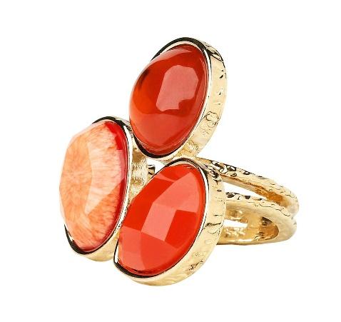 Triple Stone Ring #sportsgirl