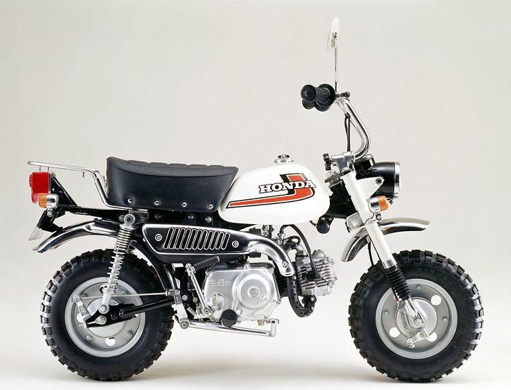 Honda Z50J-II Monkey '1977–78