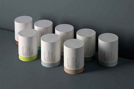 yauatcha / package design