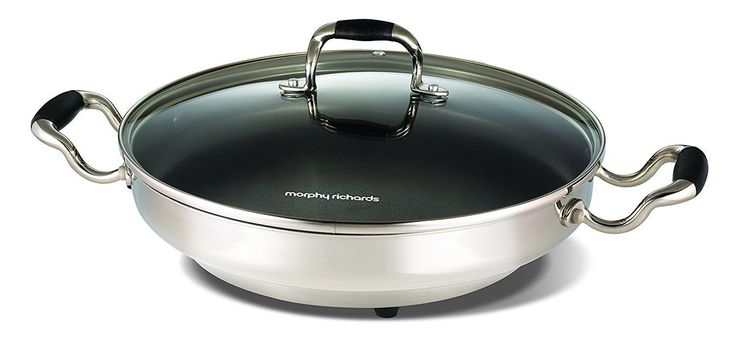 Best Electric Skillet Reviews – Top 5 in 2017In this article we take a look at the best electric skillets available in the UK market. Skillets are used for pan frying, searing and also for browning or sauteing food. Many buyers use one of these for alfresco cooking. They can also be used for outdoor [ ] The post Electric Skillet Reviews appeared first on Love Your Kitchen.