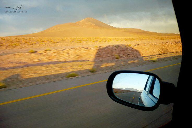 Solos en la ruta – Javillalba