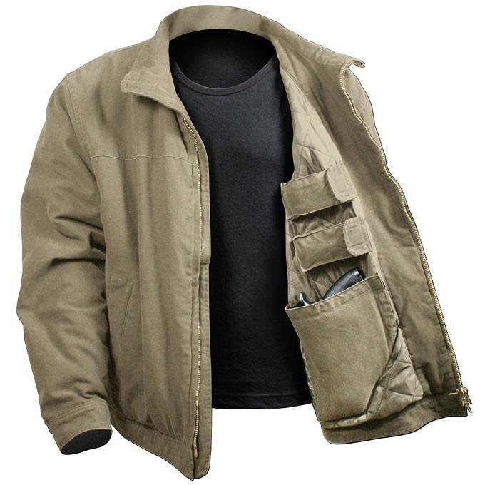3 Season Concealed Carry Jacket
