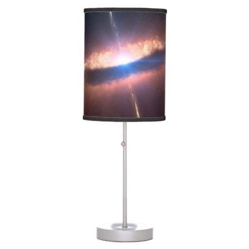 NASAs sig10-012 Galaxy desk lamp