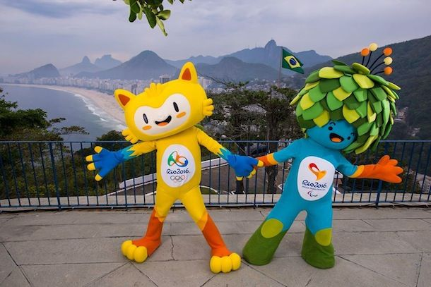 The Rio Mascots are ready for 2016, are you? | Rio Olympics 2016