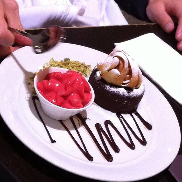 Chocolate molleux @ Koko Black, Perth, Australia...