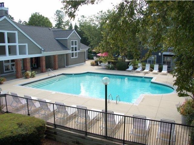 Atlanta Hyde Park Manor affordable apartments in