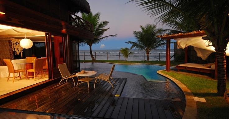 Honeymoon @ Nannai Hotel, Pernambuco, Brazil