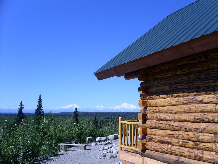 17 Best Images About Alaska Log Cabins On Pinterest Log