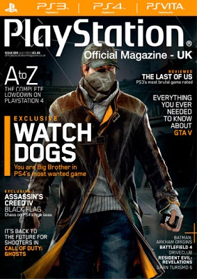 PlayStation Magazine Official UK - July 2013