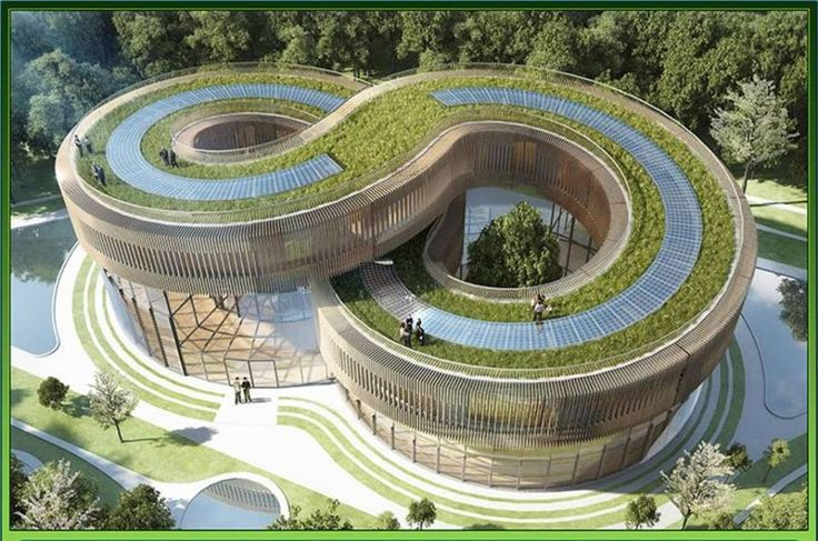 the green buildings and the environmentalist friendly architecture 10 of the most energy efficient, sustainable buildings in the world  a staunch environmentalist who was  cutting-edge technology and green architecture can.