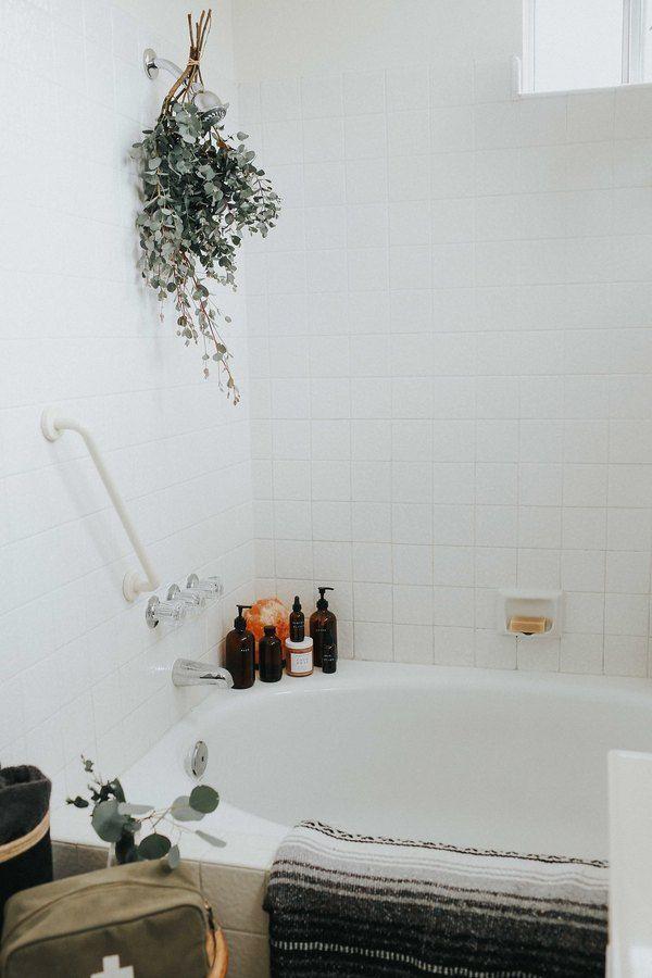 Mit diesen 9 Ideen für das Spa-Badezimmer erklär…