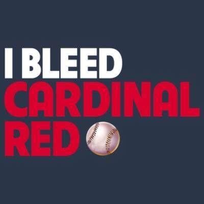 I BLEED CARDINAL RED...