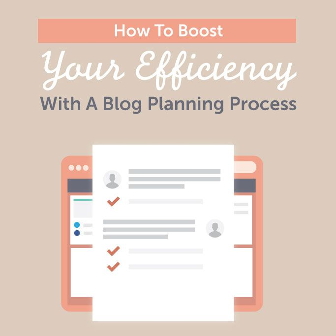 How to Hack Your Efficiency with an Agile Blog Planning Process | Blogging, Productivity, Entrepreneur, DIY Business, Solopreneur, Content Creation, Bloggers, Editorial Calendar