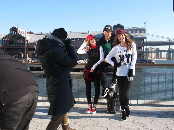 Shooting en Pier - NY