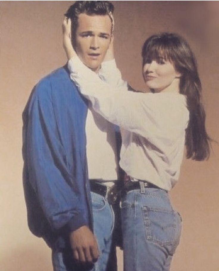 Brenda & Dylan  Beverly Hills 90210