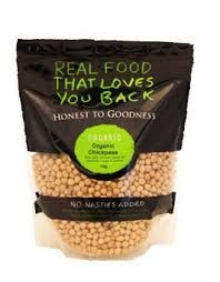 Honest To Goodness Chick Peas 1kg
