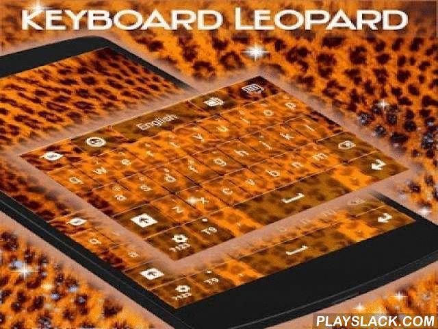 """GO Keyboard Leopard Print  Android App - playslack.com ,  Ze zeggen animal print is terug in dus dit thema moet worden prima voor u : GO KEYBOARD LEOPARD DRUK! DOWNLOADEN GO Keyboard Leopard Print nu en geniet van deze coole one!- Om te installeren , volg gewoon de 3 stappen : open na het downloaden , drukt u op """"Instellen als Active Theme"""" en selecteer het thema van de volgende pagina !- De verbazingwekkende HD screenshots voegden wij zullen u laten zien hoe groot dit thema zal kijken op je…"""