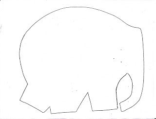 Elmer the Elephant pattern
